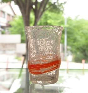 帯巻グラス